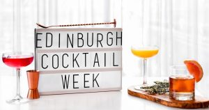 Edinburgh Cocktail Week Cups