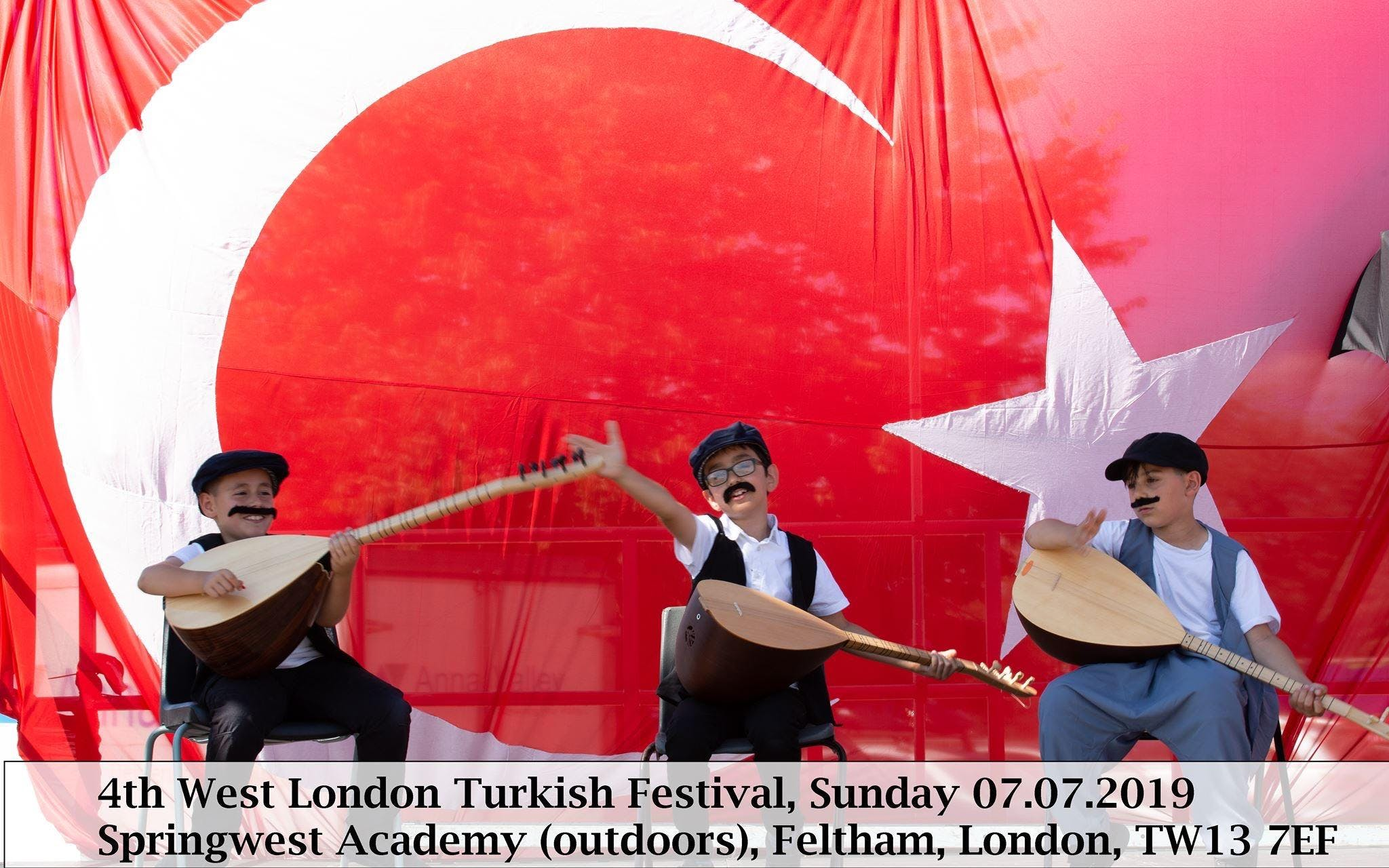 West London Turkish Festival 2019 (a Charity event) - Festival Guide